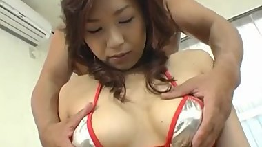 Nasty fuck session for lingerie model Marin Hoshin - More at hotajp.com