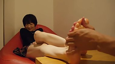 JP feet tickle and fetish