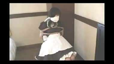 Mirage - Japanese Maid Bondage