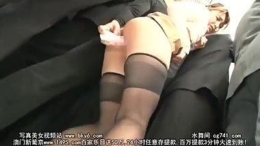 japanese fucking in train
