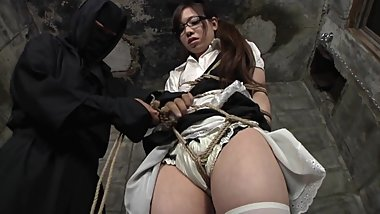 japanese girls bondage