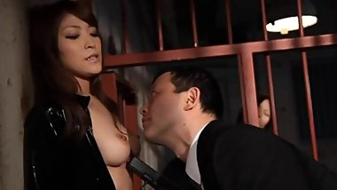 [SOE-681] Cumslut Secret Investigator Anri, Kokomi, and Ruri Insane Orgy