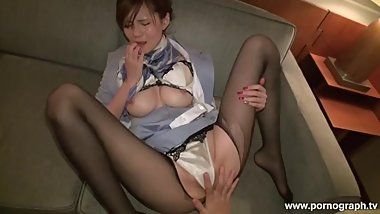 PORNOGRAPH.TV Stewardess AMERI