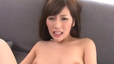 Rico Yamaguchi Fucked by Husband Before Work