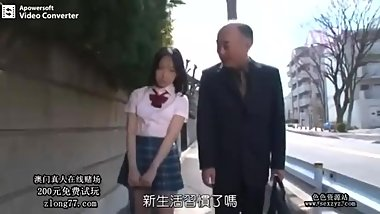 japanese school girl get fuck