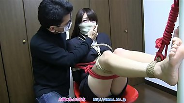 Asian Bondage Interview