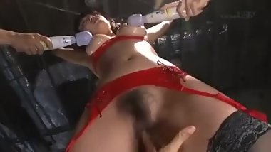 Japanese oiled and vib
