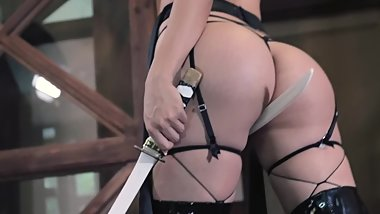 Pass or Fail? Nier Automata Anal Cosplay