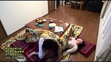 5 - Secretly Game With Milf Kotatsu - LinkFull In My Frofile