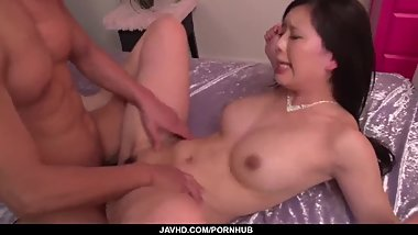 Nude woman Risa Shimizu amazing sex with random - More at javhd.net