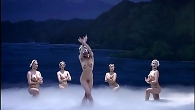 Japanese Nude Ballet (Part 1)
