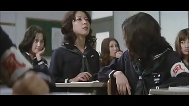 Pissing scene from Terrifying Girls' High School 2