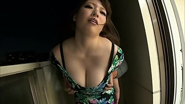 Chitose Saegusa's J-Cup Tits Will Blow Your Mind