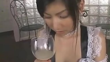 Excellent Japanese cum-drinking compilation. 30 minutes!