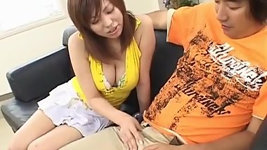 Miu Satsuki smashing nude porn after great teasing - More at hotajp.com