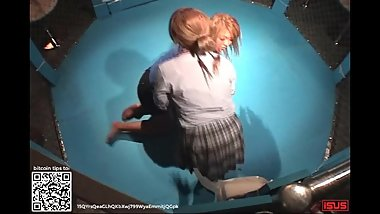 Wrestling 0001 Japanese Girl Cage Match.mp4