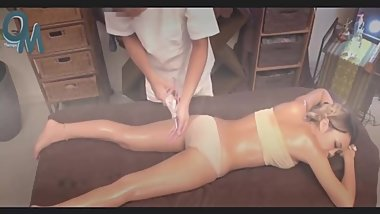 Japanese POV Massage Vouyeur